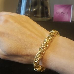 Jewelry - Qvc Gold Bracelet